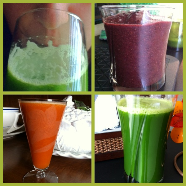 Juice and Smoothies - Next Level Cleanse